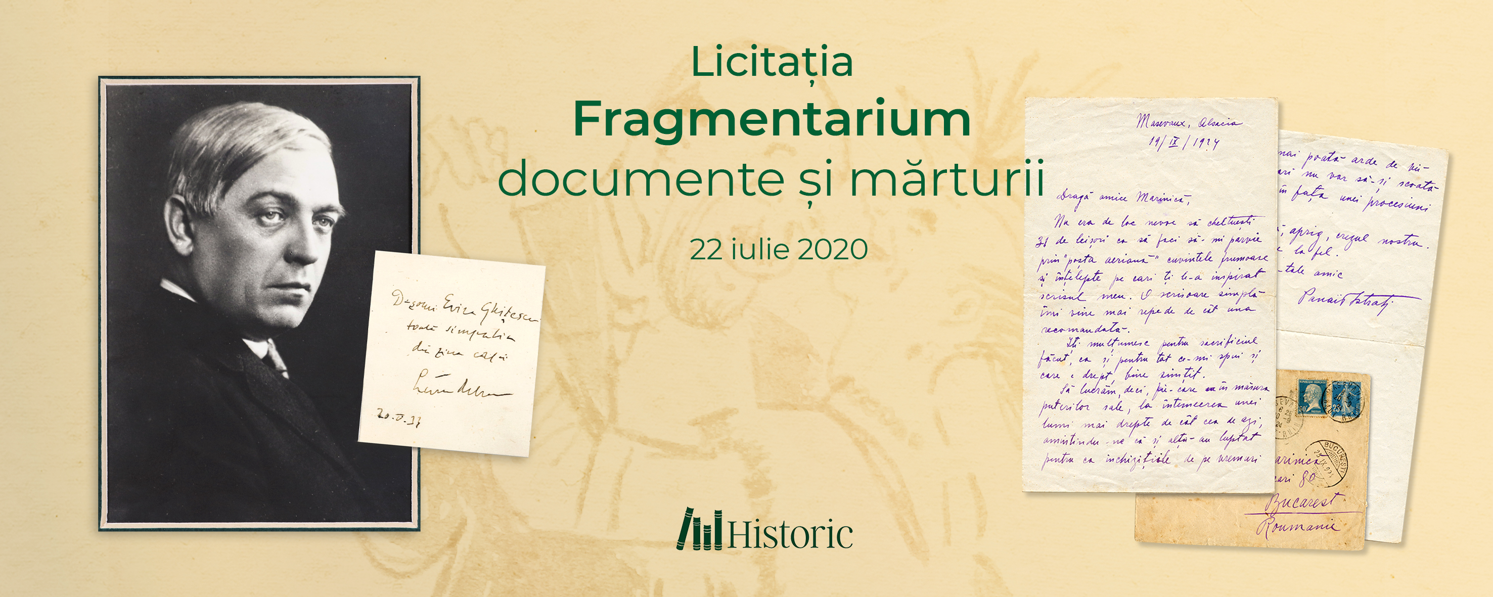 FRAGMENTARIUM - Documente și mărturii