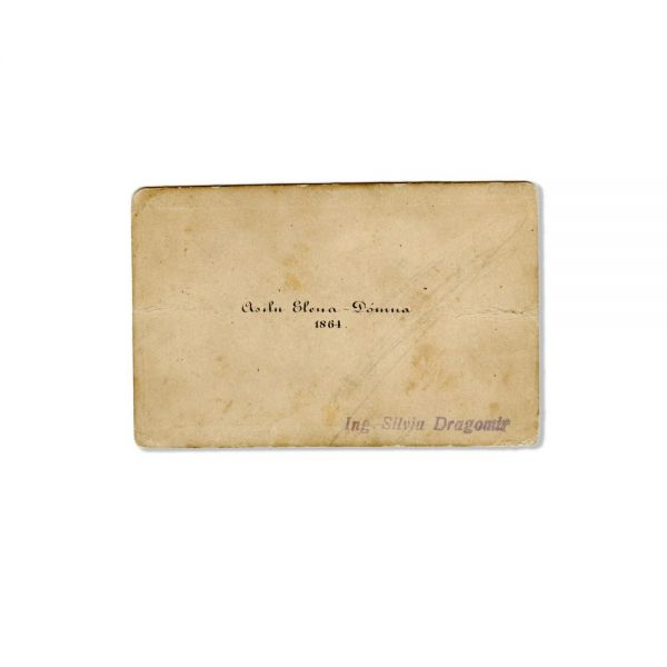 Două fotografii, Soră Medicală și Azilul Elena Doamna, cca. 1870