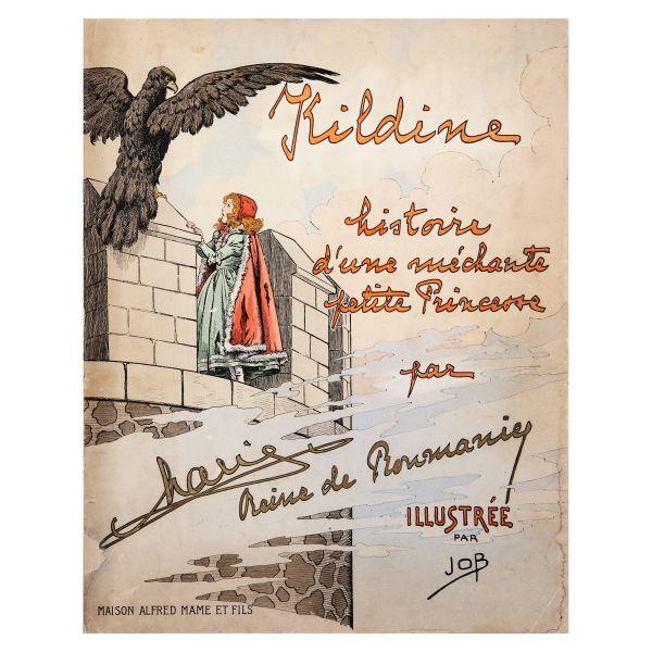 Marie Reine de Roumanie, Kildine histoire, 1920