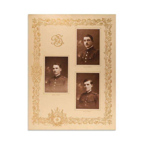 Corpul Ofițeresc al Regimentului Prahova Nr. 7