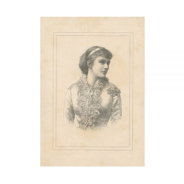 Carmen Sylva, En Bøn [O rugăciune], 1882