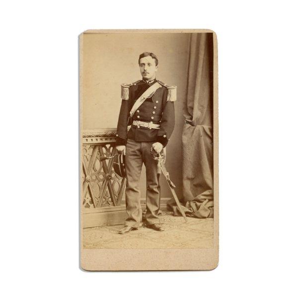 Familia Tell, Album fotografic, 126 de fotografii - Piesă rară