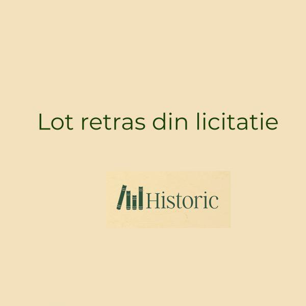 62 scrisori - Corespondență Ionel Jianu - Constantin Noica, 1975 - 1983
