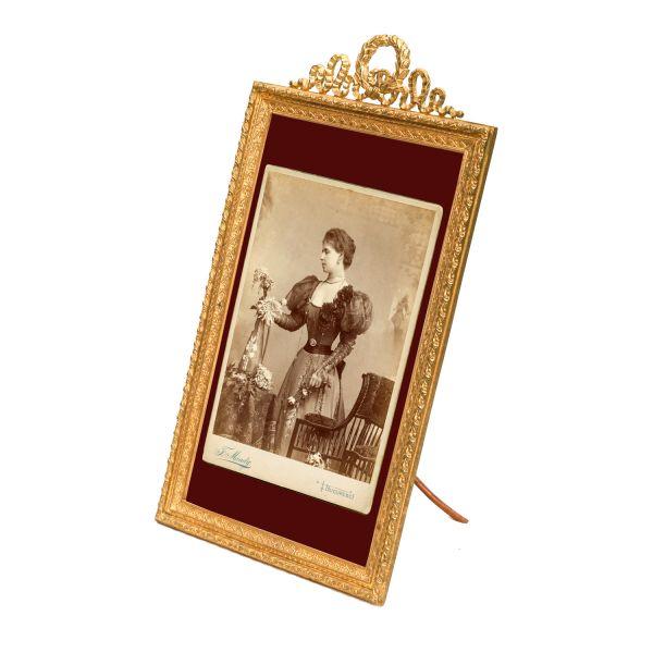 Principesa Maria, fotografie de cabinet, atelier F. Mandy